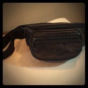 Korus Leather Fanny Pack